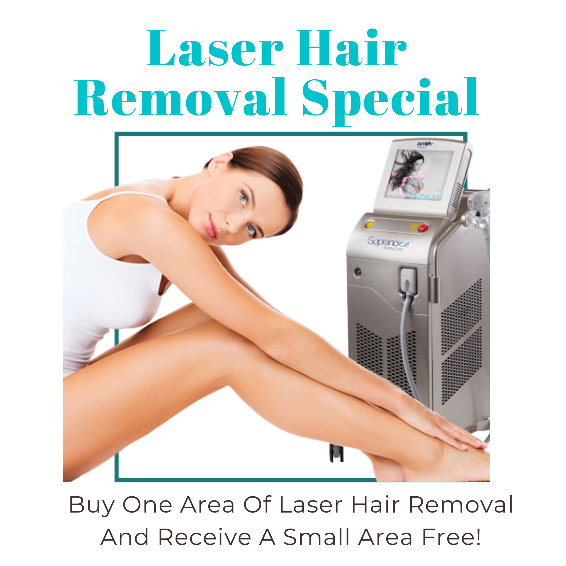 Laser Hair Removal Special